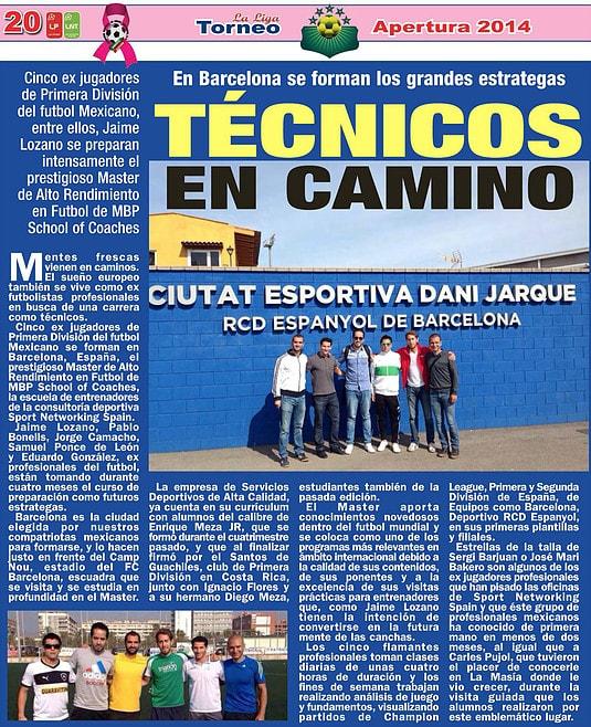 Revista de la FEMEX - Técnicos en Camino