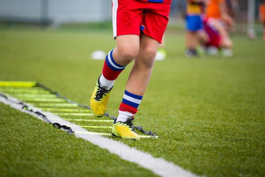 Ejercicios En Circuito Y Coordinacion : El entrenamiento de la coordinación en fútbol base mbp school of