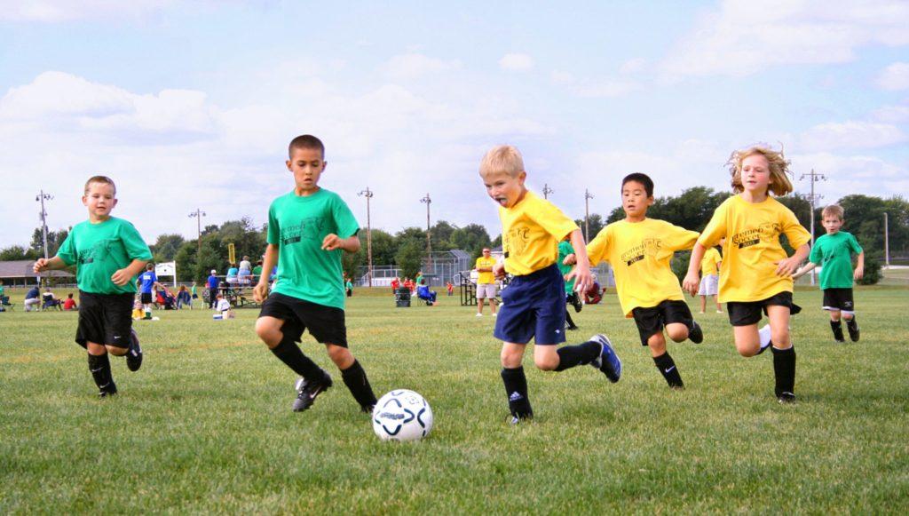 Formación Fútbol Base