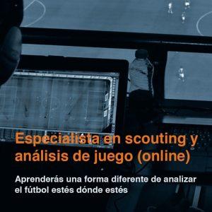 Especialista en Scouting y Análisis del Juego Online