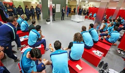 CHARLA PREVIA La importancia de las charlas técnicas MBP School of coaches